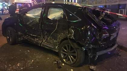 Суд снял арест с Lexus, на котором Зайцева сбила 11 человек