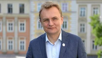 """У """"Самопомочи"""" новый лидер: что думает Садовый о выборах в партии"""