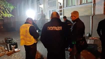 Взрыв на Пушкинской: полиция назвала основную версию