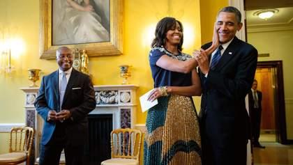 У США розпочався продаж книги про закулісся президентства Барака Обами: перші кадри