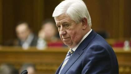 Верховний Суд не дозволив Шокіну поновитися на посаді генпрокурора
