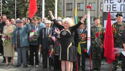 Бывшая городская глава Славянска Неля Штепа выиграла дело в ЕСПЧ против Украины