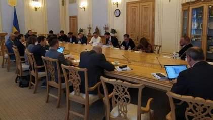 Керівництво Ради і ЦВК обговорили механізми народовладдя