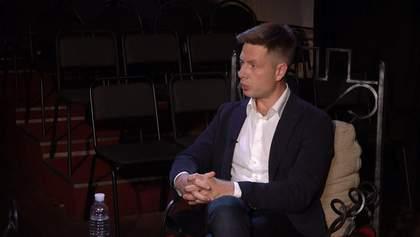 """Порошенко переконував мене не виходити з """"Партії регіонів"""": ексклюзивне інтерв'ю з Гончаренком"""