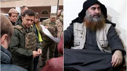 Главные новости 27 октября: разговор Зеленского с добровольцами, смерть главного террориста ИГИЛ