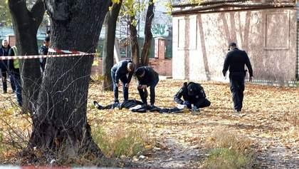 Стрілянина в Харкові: з'явилися фото ймовірного кілера, який підірвав себе гранатою