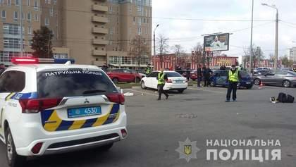 Перестрілка у Харкові: відео стрілянини 18+