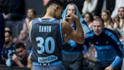 Эффектный данк украинца попал в топ-5 моментов тура Кубка Европы FIBA: видео