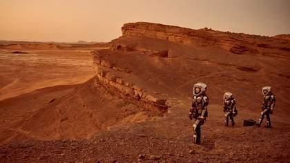 Вчені знайшли життя на Марсі більше 40 років тому