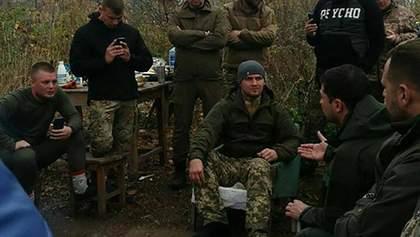 """Экс-боец """"Азова"""" рассказал о споре с Зеленским в Золотом-4"""
