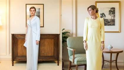 Олена Зеленська вразила елегантними виходами в Японії: дизайнер суконь прокоментував вбрання