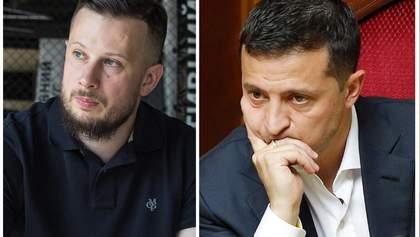 Ветераны не уйдут из Золотого-4, нам враг не президент Украины, – Билецкий
