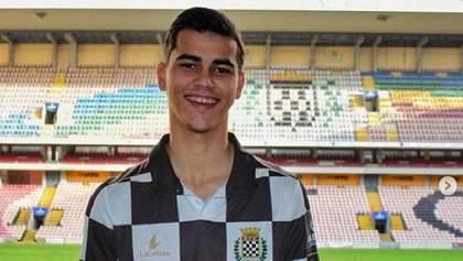 Нападник збірної України забив та отримав вилучення в дебютному матчі за португальський клуб