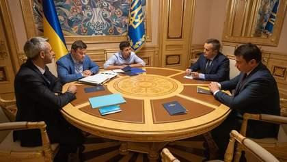 Зеленский собирает экстренное совещание с руководителями НАБУ и САП
