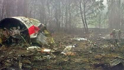 Смоленская катастрофа: Россия допустила польскую комиссию к обломкам самолета Ту-154М