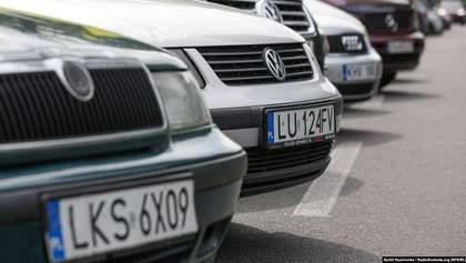 Новая формула растаможки авто на еврономерах: что сегодня предлагают в правительстве