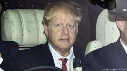 Джонсон согласился перенести Brexit на три месяца