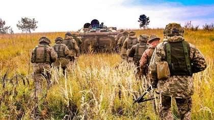 Как разводит войска возле Золотого Украина и оккупанты: видео, фото