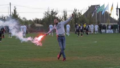Скандальний матч з Першої ліги дограють за порожніх трибун, поліція оточить стадіон