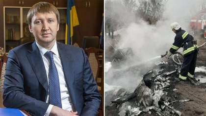 Гибель Тараса Кутового: известны причины авиакатастрофы