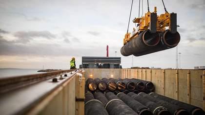 """Данія таки погодилась на будівництво """"Північного потоку-2"""""""