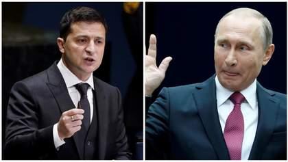 Путин прокомментировал скандальный визит Зеленского в Золотое