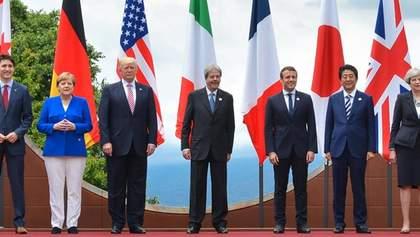 В конгрессе США приняли резолюцию против возвращения России к G7