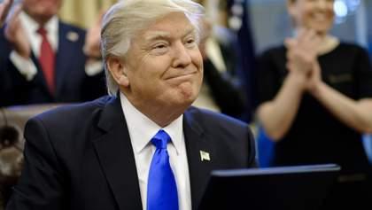 Трамп сменил прописку: куда переехал президент США