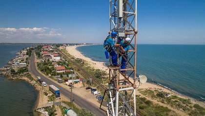 Киевстар подключил к 4G еще 1046 населенных пунктов