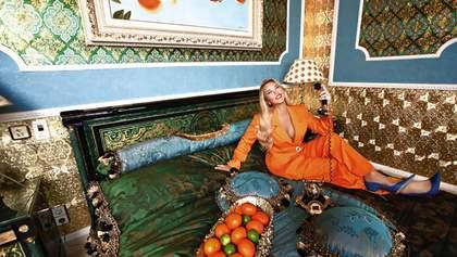Колони і багато золота: як виглядає будинок співачки Камалії і її чоловіка-мільярдера