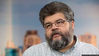 Фигурант секс-скандала Яременко написал заявление об увольнении с должности главы комитета Рады