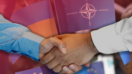 Почему руководство НАТО приезжало в Украину, и когда нам рассчитывать на полноправное членство