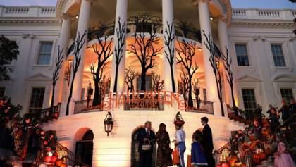 Как Хэллоуин перетворился в охоту на Трампа