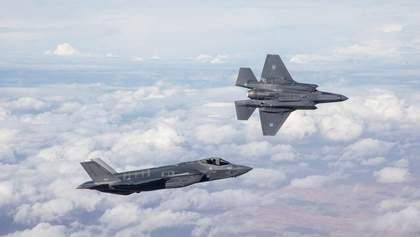 ВПС Ізраїля обстріляли Сектор Гази у відповідь на ракетну атаку