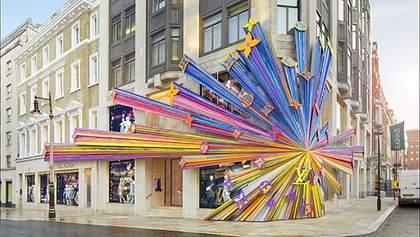 1620 квадратів на вулиці елітних будинків: як виглядає штаб-квартира Louis Vuitton у Лондоні