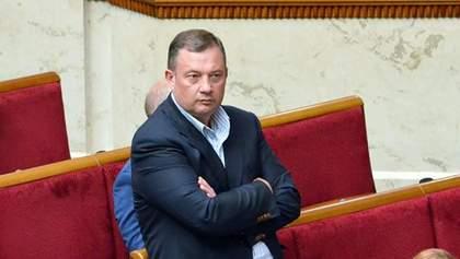 Де я візьму 100 мільйонів гривень, – Дубневич незадоволений призначеною судом заставою