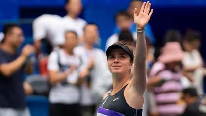 Світоліна піднялася на шосте місце в рейтингу WTA, Ястремська та Цуренко теж покращили позиції