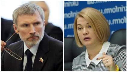 Геращенко: Ми для того розводили війська, щоб там тепер, не ховаючись, лазили росіяни?