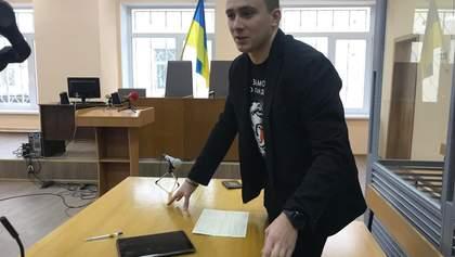 Хотел бы передать привет Авакову, – Стерненко прокомментировал угрозы Кивы
