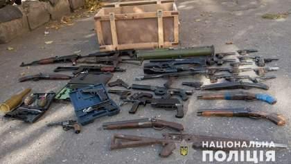 В Україні пройшов місячник добровільної здачі зброї: результати
