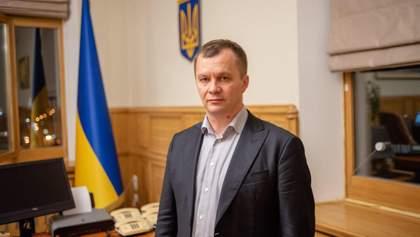 Милованов хоче переглянути законопроєкт 1210, який спричинть згортання розпочатих інвестпроєктів
