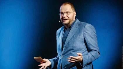 Міністр Бородянський хоче ввести кримінальне покарання для журналістів за маніпуляції