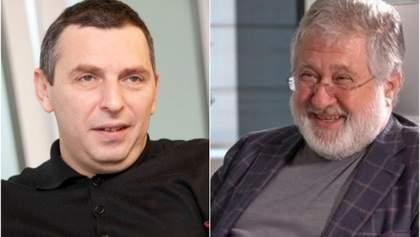 """Помощник Зеленского Шефир ездил в офис Коломойского: """"Схемы"""" выяснили зачем"""