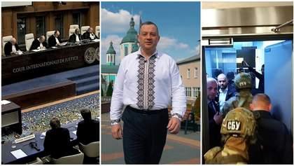 """Головні новини 8 листопада: удар по Росії з боку суду ООН, Дубневич на волі, обшуки в """"Парусі"""""""