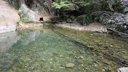 Из-за осенней засухи в оккупированном Крыму умирают реки: пресная вода исчезает даже в колодцах