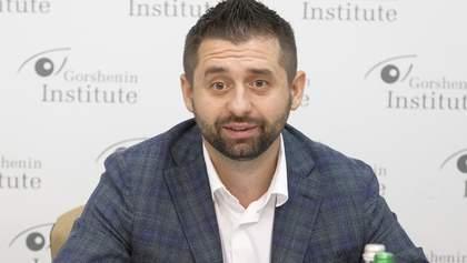 Арахамия о подписи за отставку Рябошапки: Колхоз – дело добровольное