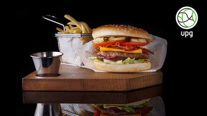 Вкусные и настоящие бургеры – теперь на АЗС UPG