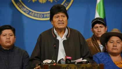 За схемою Януковича: чому втік президент Болівії та хто тепер очолюватиме країну