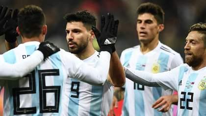 Аргентина и Уругвай сыграли вничью благодаря голам футболистов звездных клубов: видео