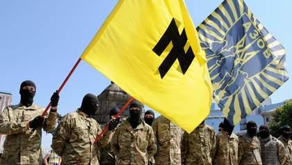 """Проблемы с Западом у """"Азова"""" начались довольно давно, – Дейнега"""
